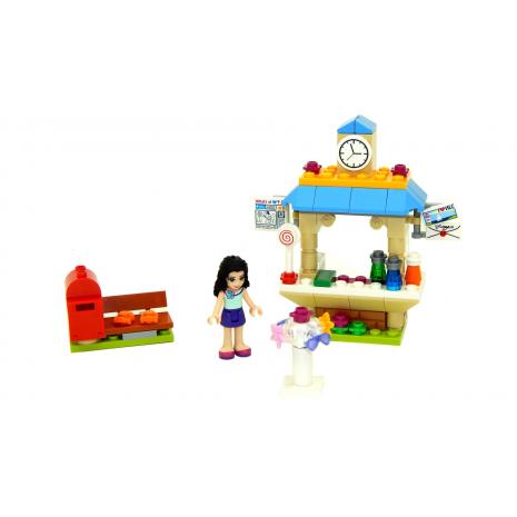 Туристический киоск Эммы Lego Friends