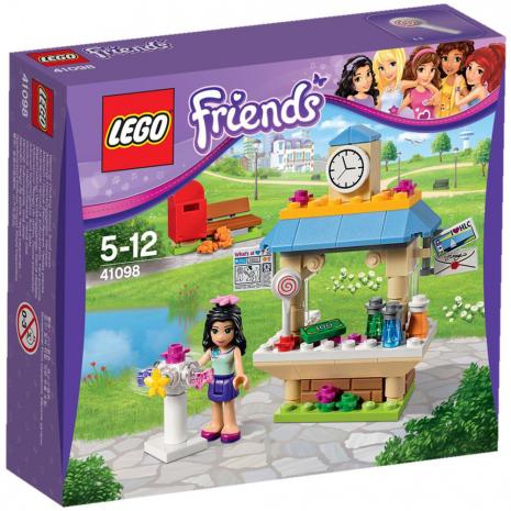 Информационный киоск Эммы Lego Friends