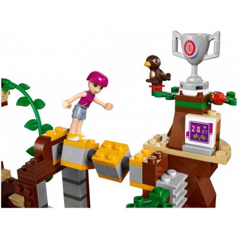 Спортивный лагерь: Дом на дереве Lego Friends
