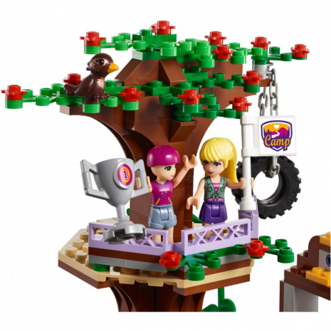 Спортивный лагерь: Дом на дереве Lego Friends
