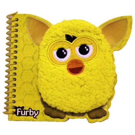 Ферби, большая записная книжка