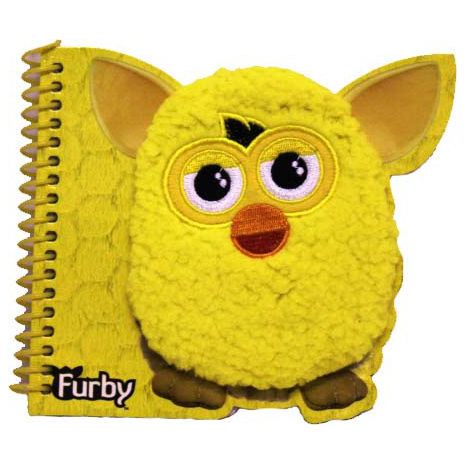 Furby блокнот