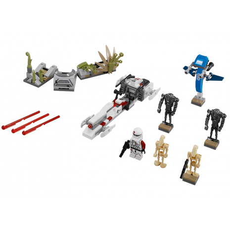 Битва на планете Салукемай, Лего Звездные войны