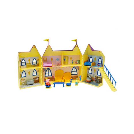 Замок Пеппы, игровой набор, Peppa Pig