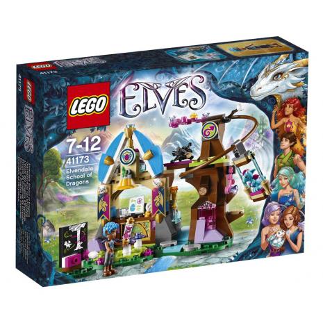 Школа драконов Lego Elves