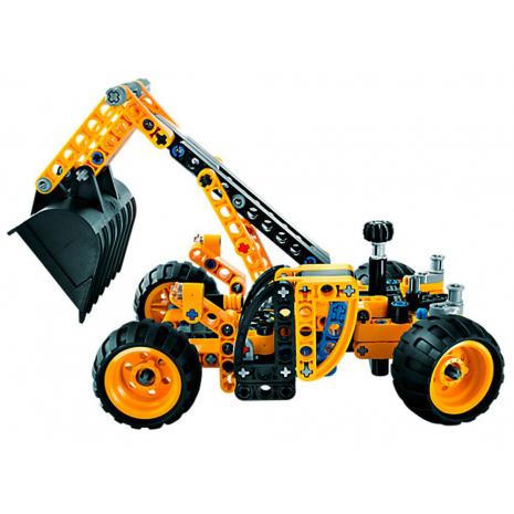Экскаватор-погрузчик Lego Technic