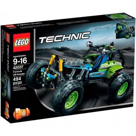 Внедорожник Lego Technic