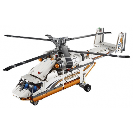 Грузовой вертолёт Лего Техник