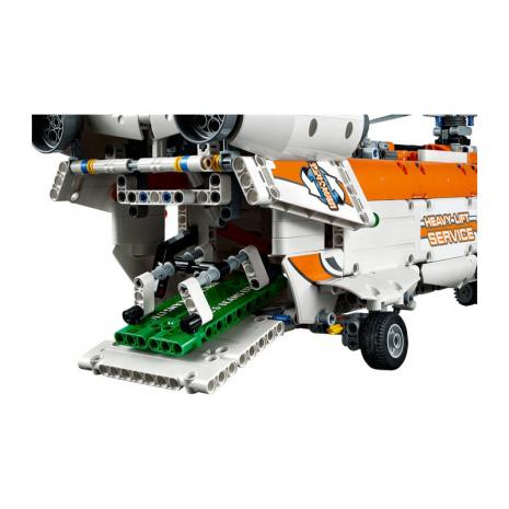 Грузовой вертолет Лего Техник