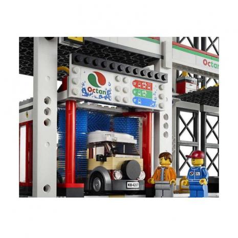 Гараж Лего Сити