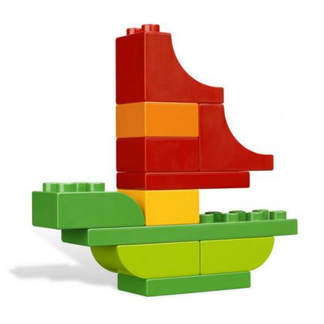 Моя первая модель Lego Duplo