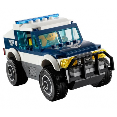 Полицейская погоня Lego City