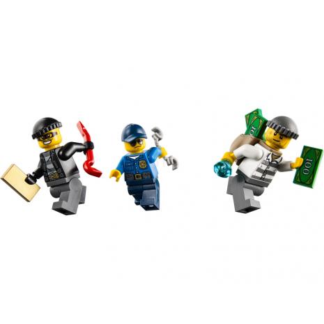 Лего Город Вертолёт наблюдения