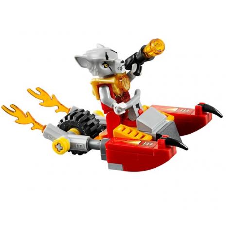 Ледяной мамонт-штурмовик Маулы Lego Legends of Chima