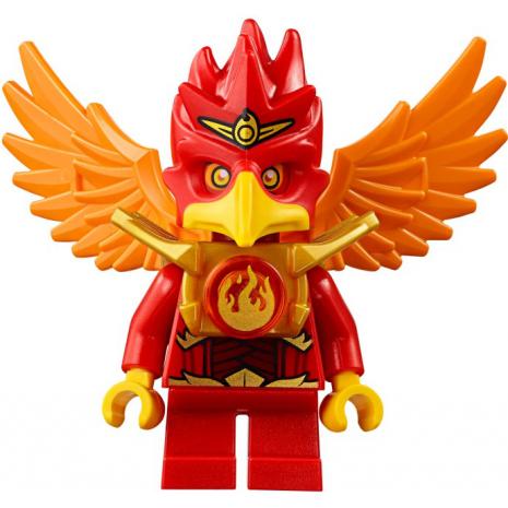 Непобедимый Феникс Флинкса Lego Legends of Chima