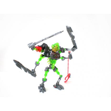 Череп-рассекатель Лего Бионикл