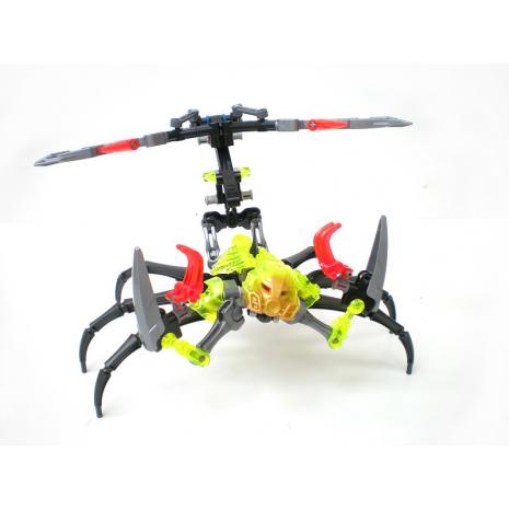 Череп Скорпион Lego Bionicle