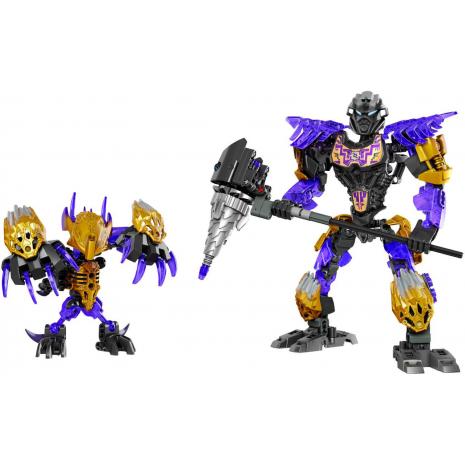 Онуа Объединитель Земли Lego Bionicle