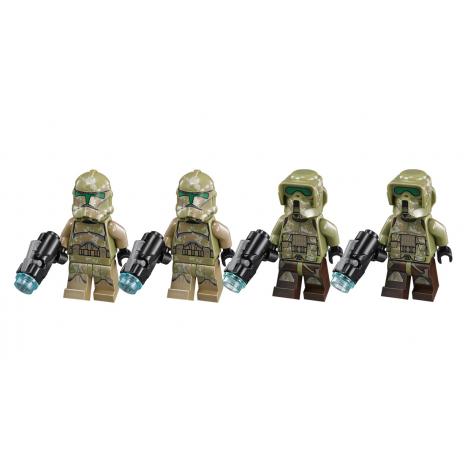 Солдаты Кашиик Лего Стар Ворс