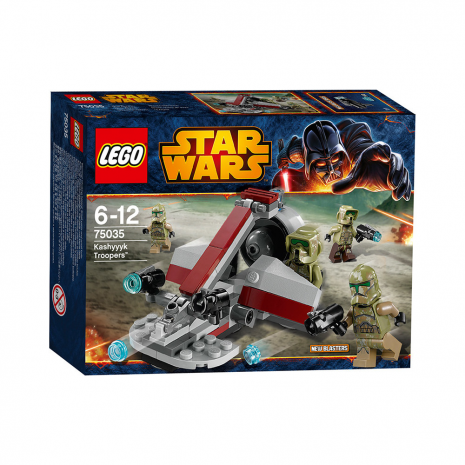 Воины Кашиик Lego Star Wars
