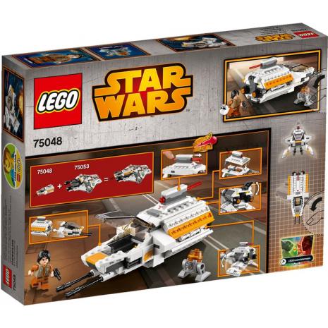 Фантом Лего Звёздные войны