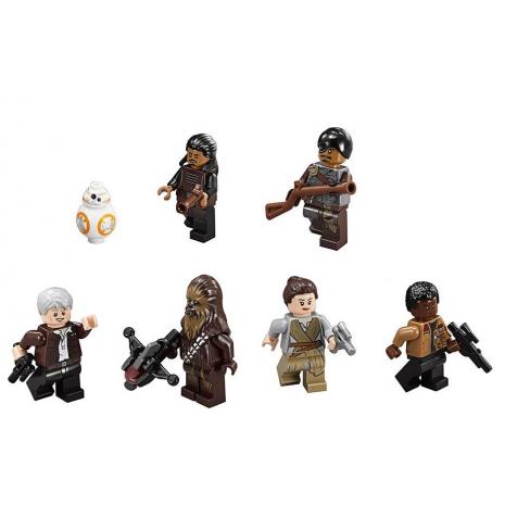 Сокол Тысячелетия Лего Звездные войны