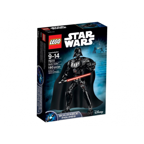 Дарт Вейдер Лего Звёздные войны
