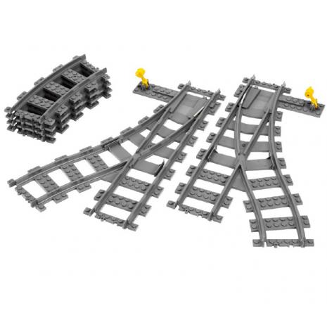 Железнодорожные пути Лего Сити