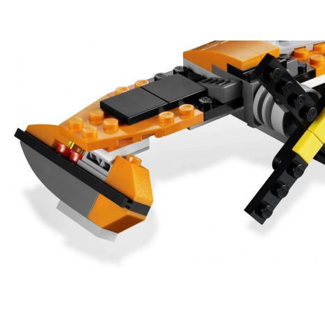 Транспортный вертолёт Lego Creator