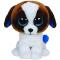 Beanie Boo's Щенок Duke (коричневый с белым), 33см