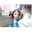 """Кукла Ever After High  """"Долго и Счастливо"""" Становиться прекраснее - Мэделин Хэттер (Madeline Hatter) в ободке с шляпкой"""