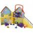Дом Пеппы (игровой набор с мебелью и аксессуарами, фигурка Пеппы)
