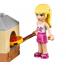 Пиццерия Стефани Lego Friends