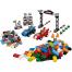 Ралли на гоночных автомобилях Lego Juniors