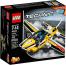 Самолет пилотажной группы Lego Technic