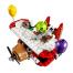 Самолетная атака свинок Лего Сердитые птички