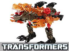 Трансформеры собери робота