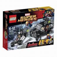 Гидра против Мстителей, серия Lego Super Heroes