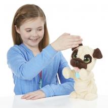 Игривый щенок мопса FurReal Friends