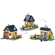 Конструктор LEGO CREATOR Домик на пляже все варианты