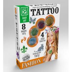 Набор для создания временных татуировок FASHION