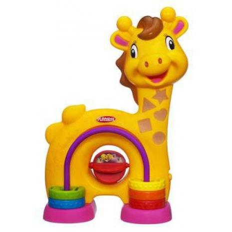 Обучающий жирафик.