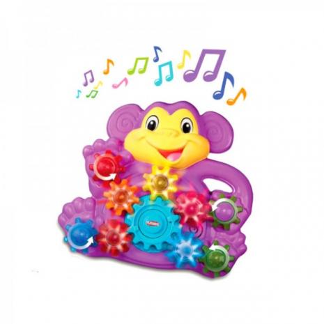 Озорная обезьянка. Playskool.