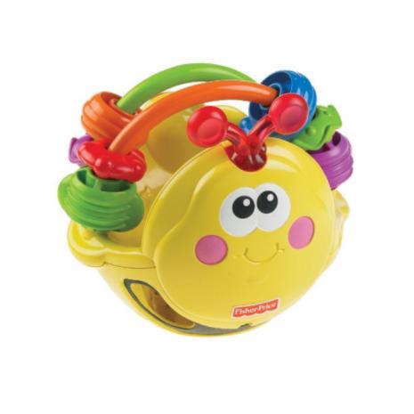Пчелка веселая W4122-no, развивающая музыкальная игрушка