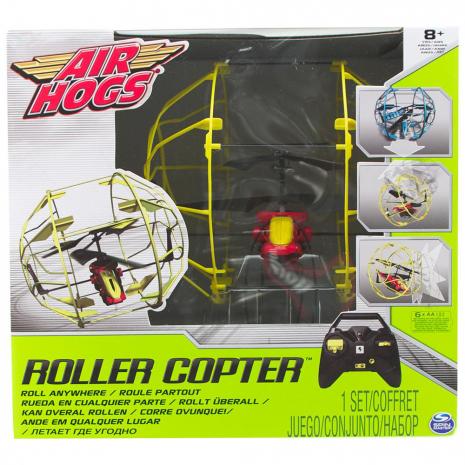 Вертолет в клетке Air Hogs