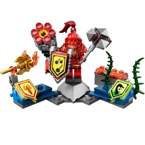 Мэйси - Абсолютная сила Lego Nexo Knights