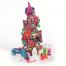 Фоторамка Цветочная Башня, Dohvinci набор для творчества
